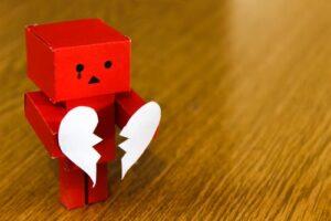 heartbreak messages
