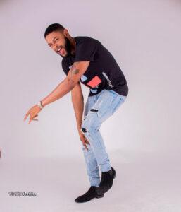 Khazim Danmola fast-rising Nollywood star